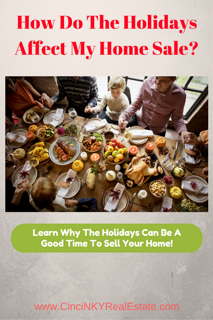 how do the holidays affect my home sale