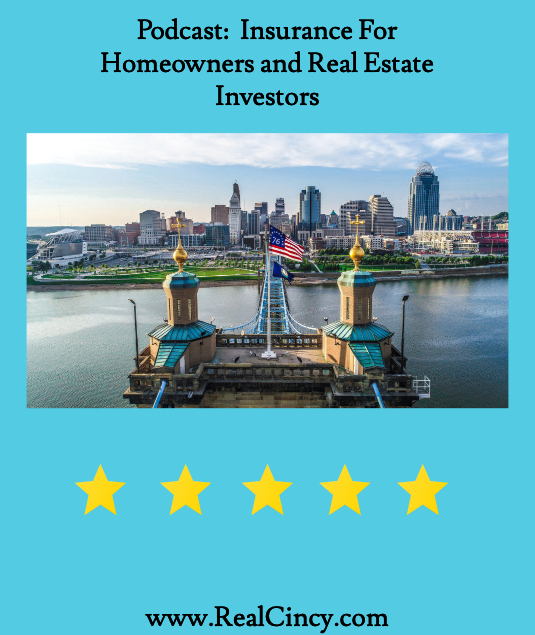 Insurance For Homeowners and Real Estate Investors