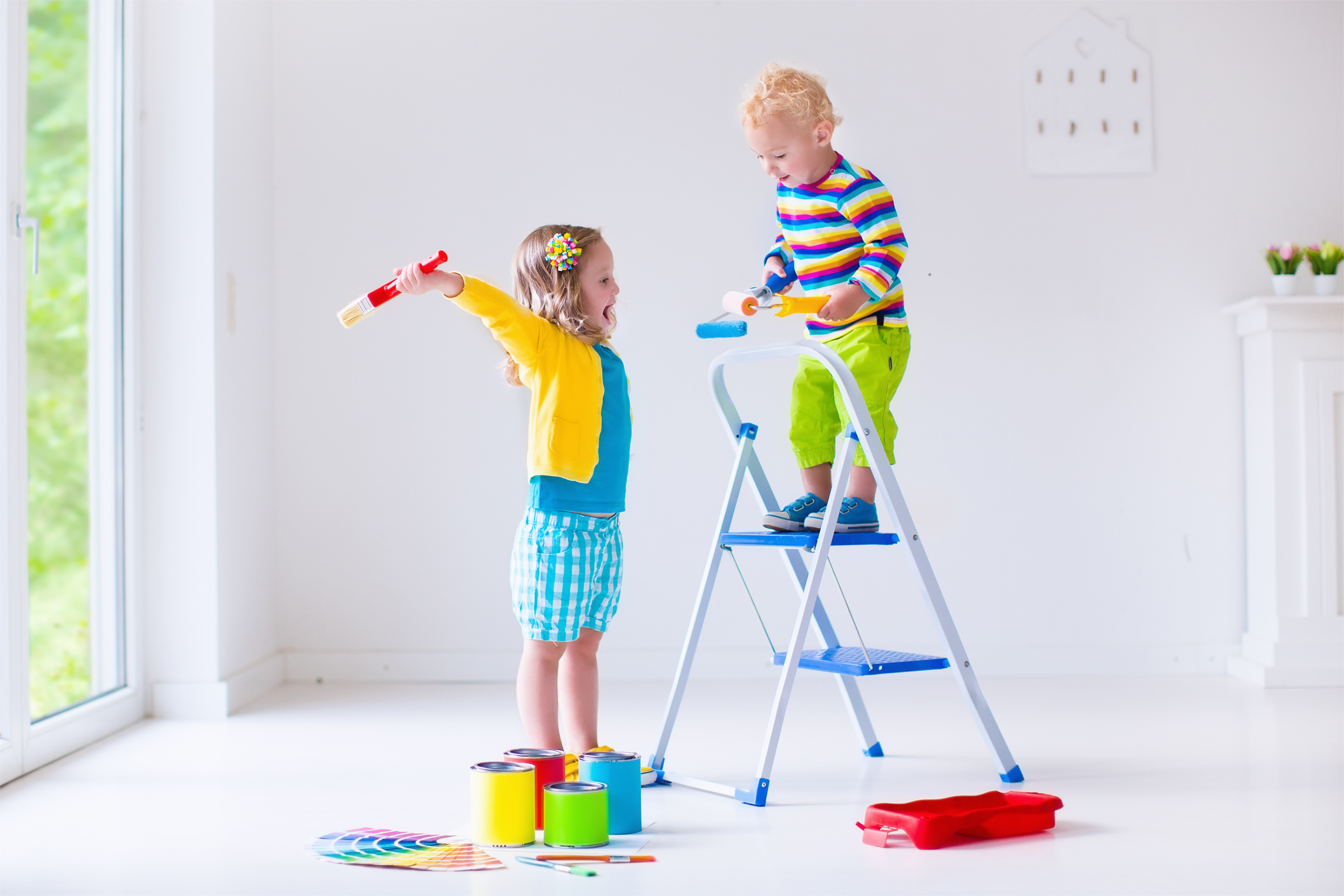 Painting is part of the work for getting a home in great shape and helping you to sell your home fast.