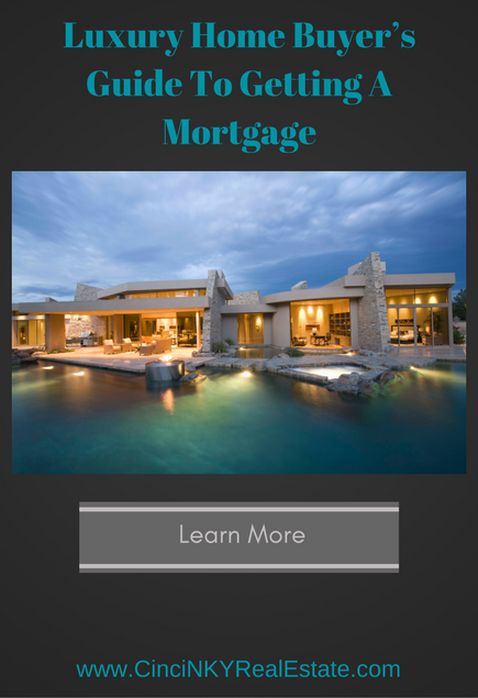 luxury home buyer's guide to getting a mortgage