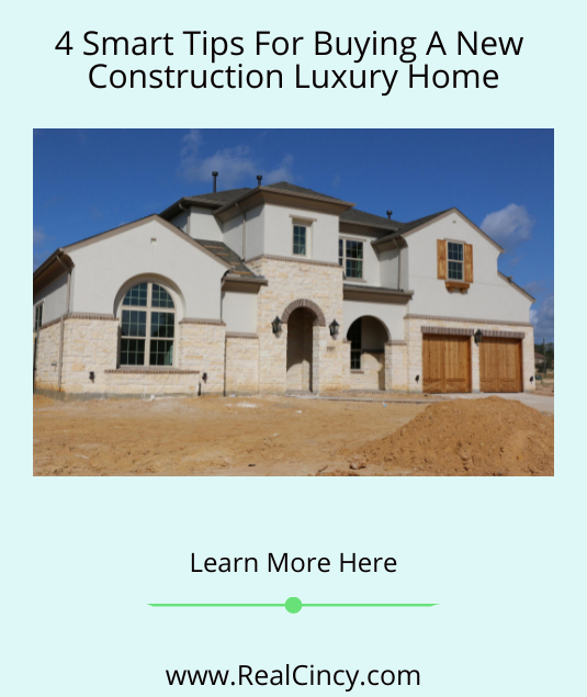 new construction luxury home