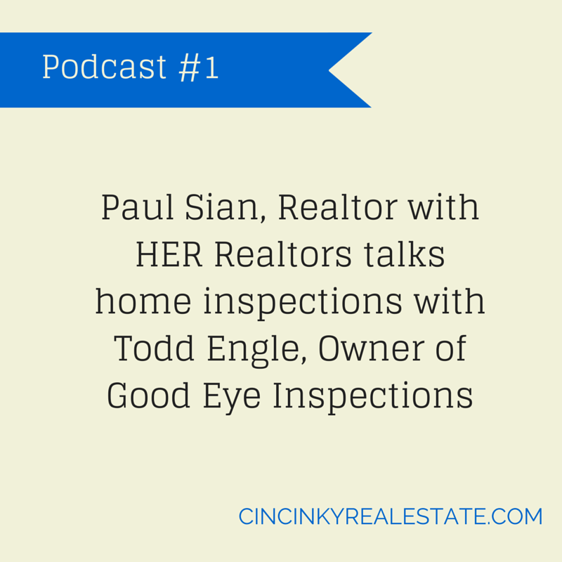 Home Inspection podcast