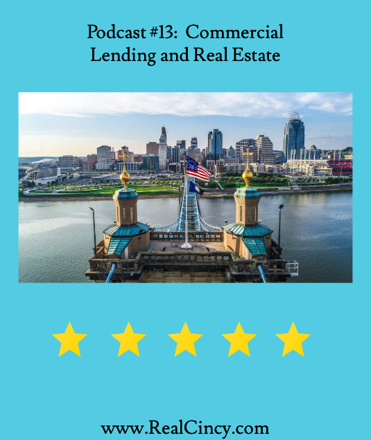 podcast 13 commercial lending and real estate