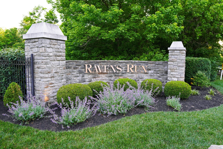 Raven's Run monument