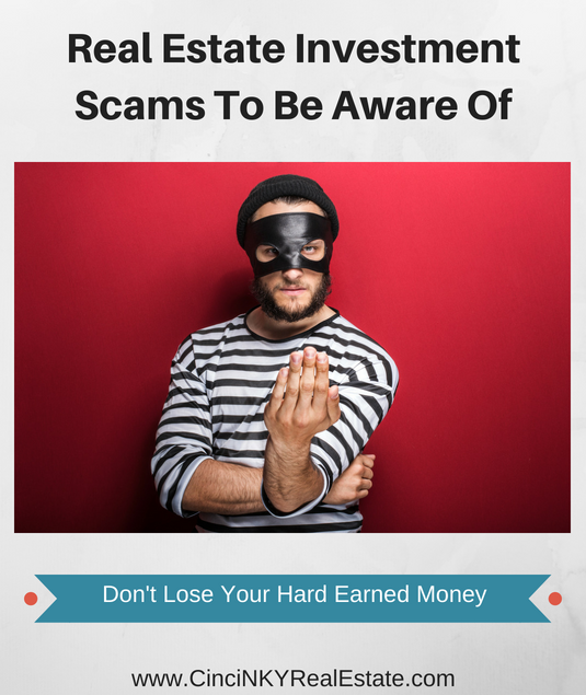 real estate scams to avoid