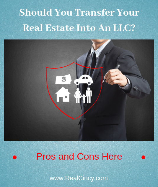 should you have your real estate in an llc?