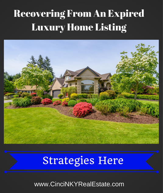 recovering from an expired luxury home listing