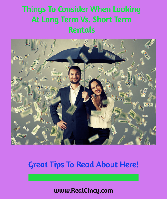 What to consider when buying short versus long term rental property