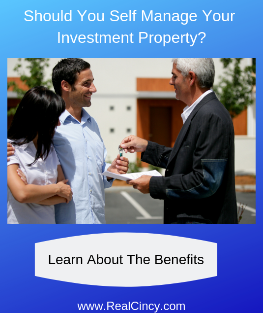 Should You Self Manage Your Investment Property?
