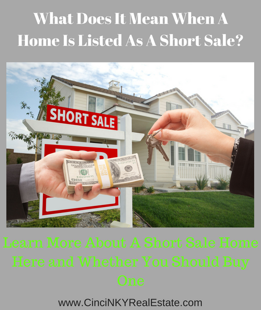 should you buy a short sale?