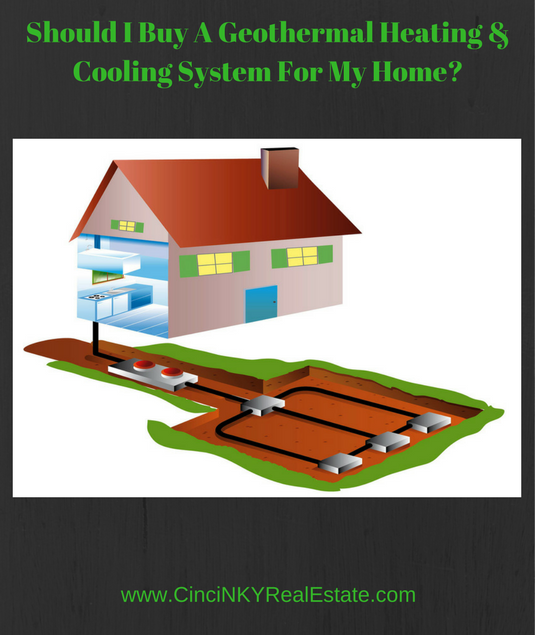 should I buyer a geothermal heating and cooling system for my home