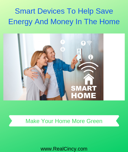 smart devices to help save energy and money