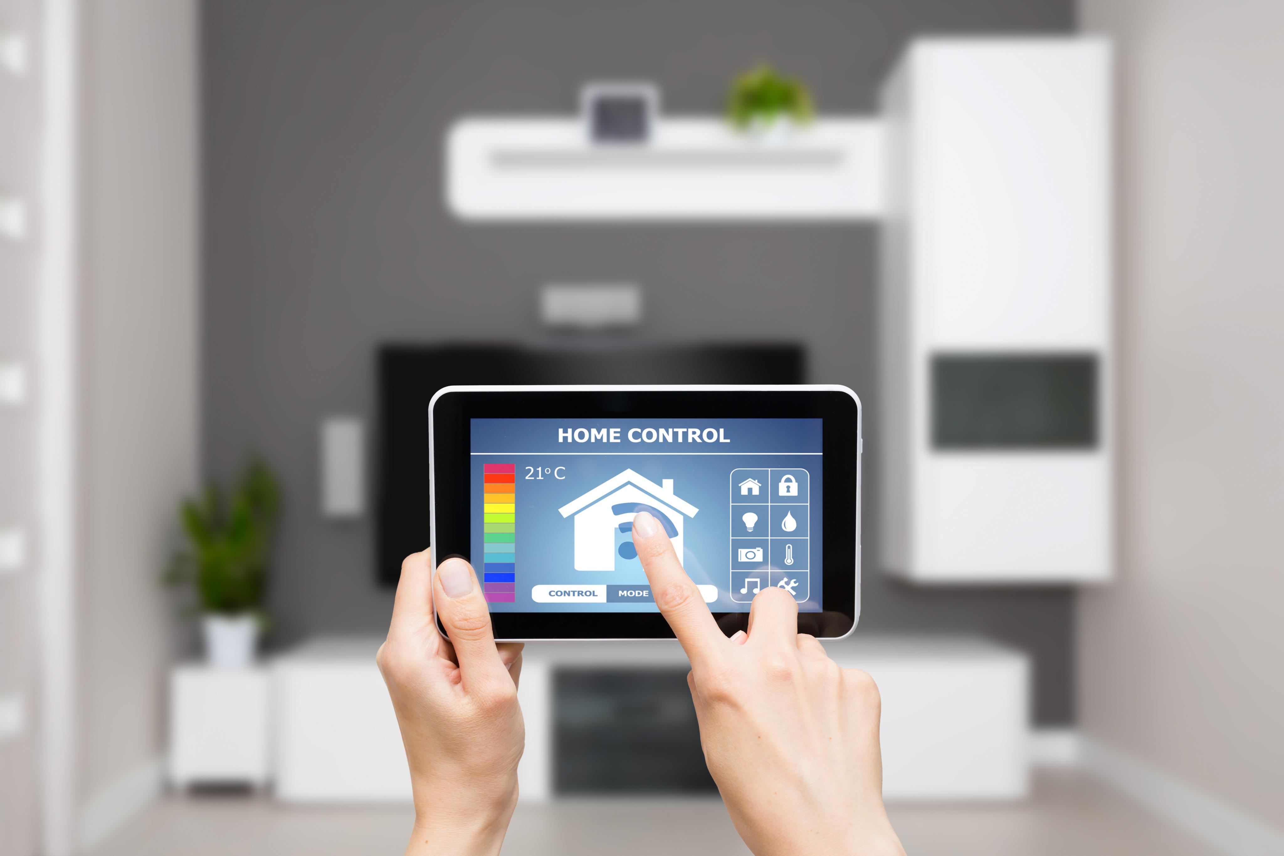 smart home control hub