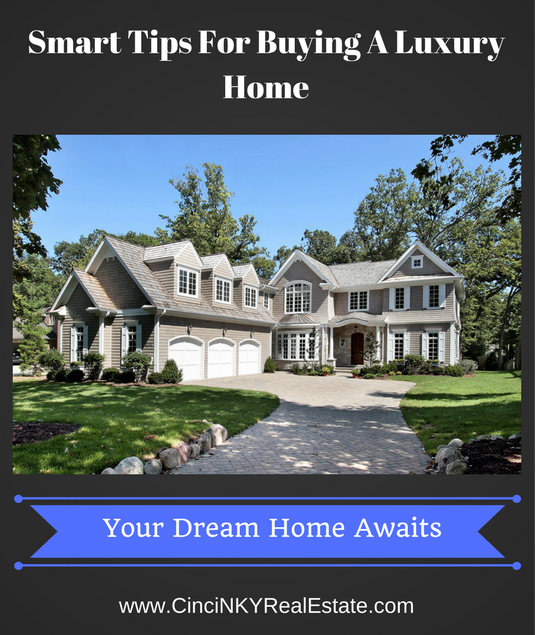 smart tips for buying a luxury home