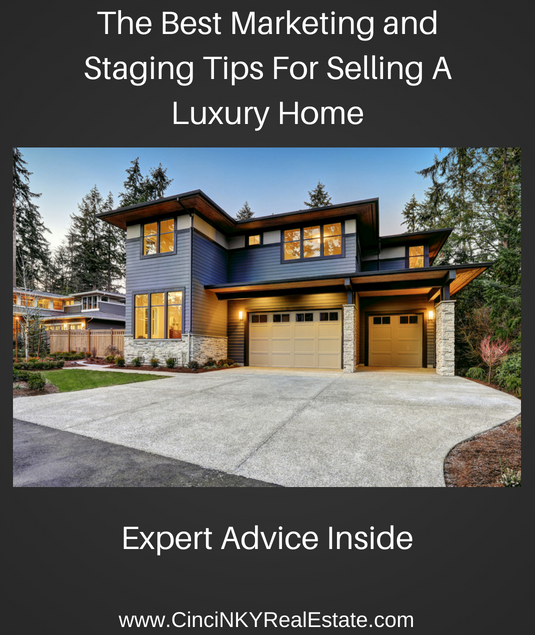 best marketing and staging tips for selling your luxury home