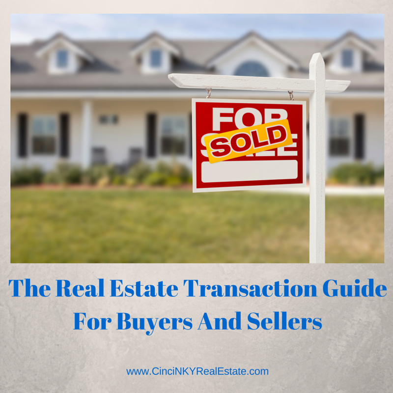 guide to buying or selling a home