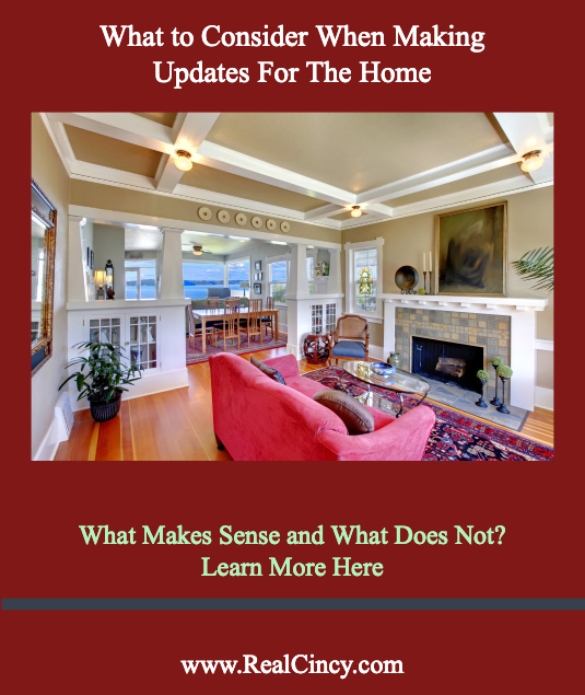 What to Consider When Making Updates For The Home