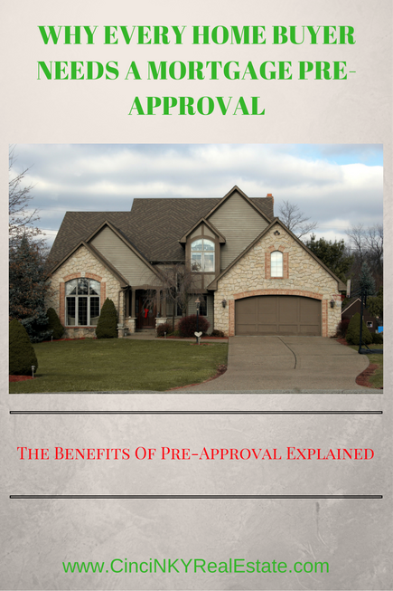 why every home buyer needs a mortgage pre-approval
