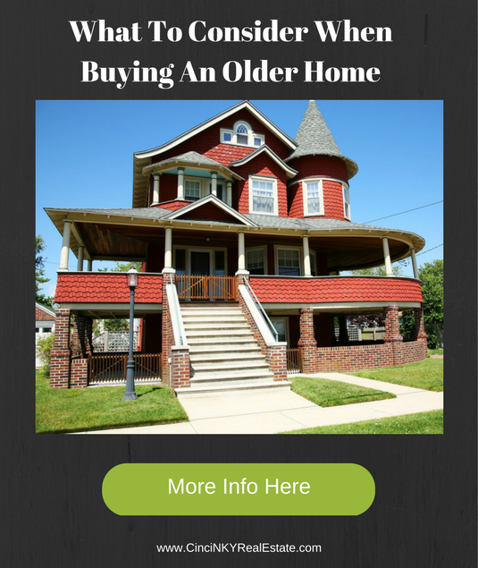 what to consider when buying an older home