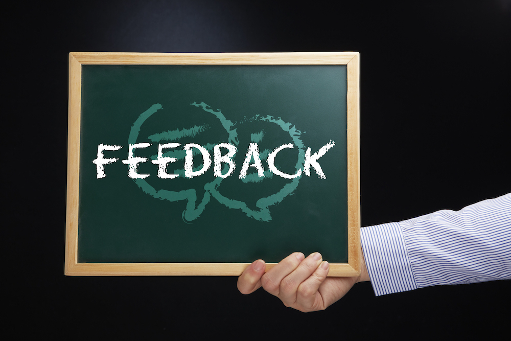 buyer feedback provides valuable input on pricing