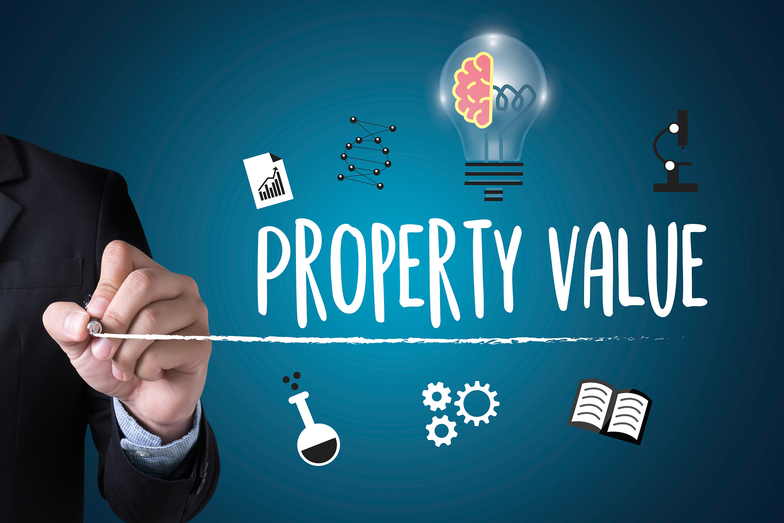 property value graphic