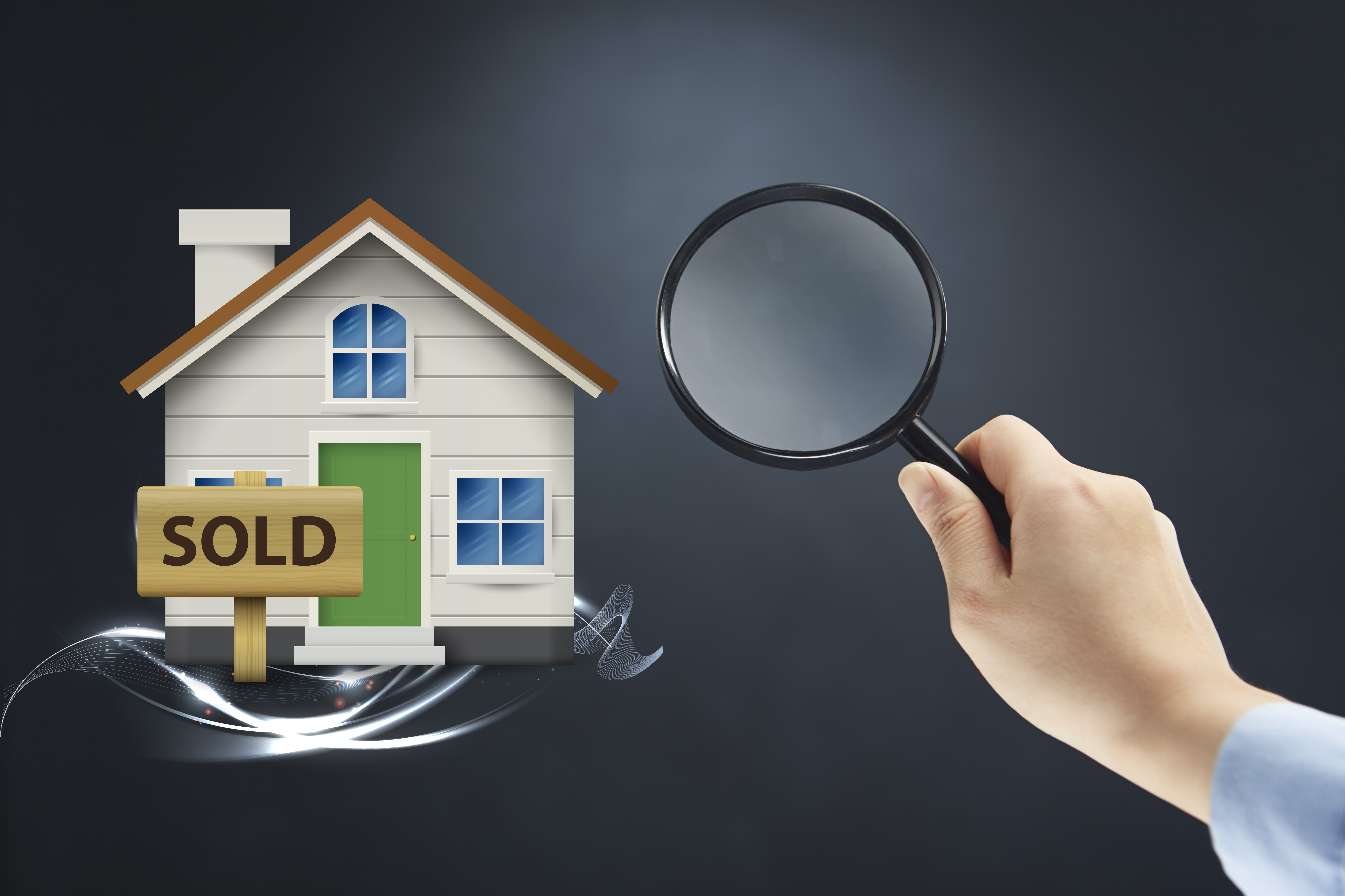finding a foreclosure home