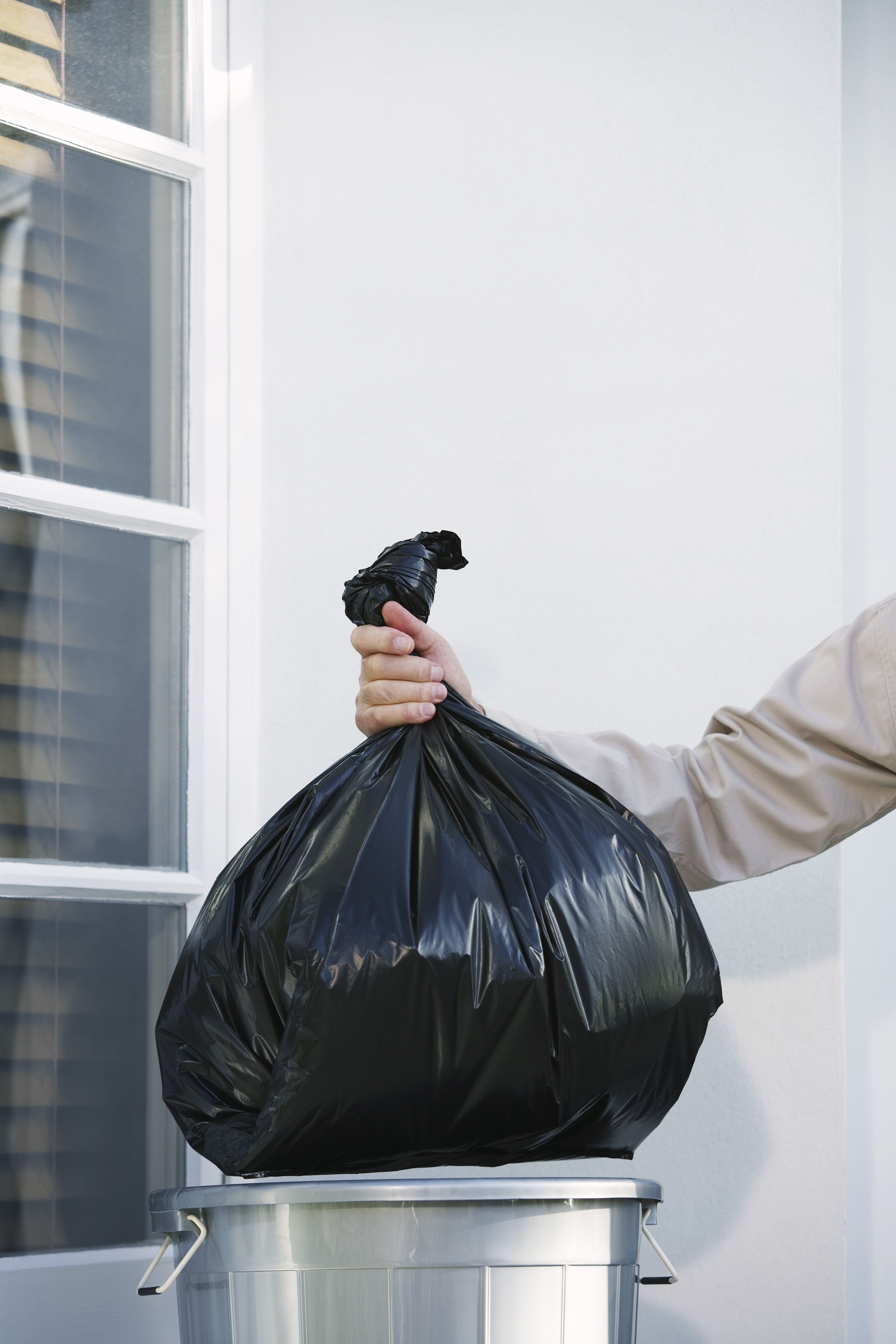 trash service is needed for a new homeowner
