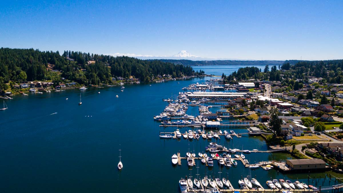 Gig Harbor Waterfront