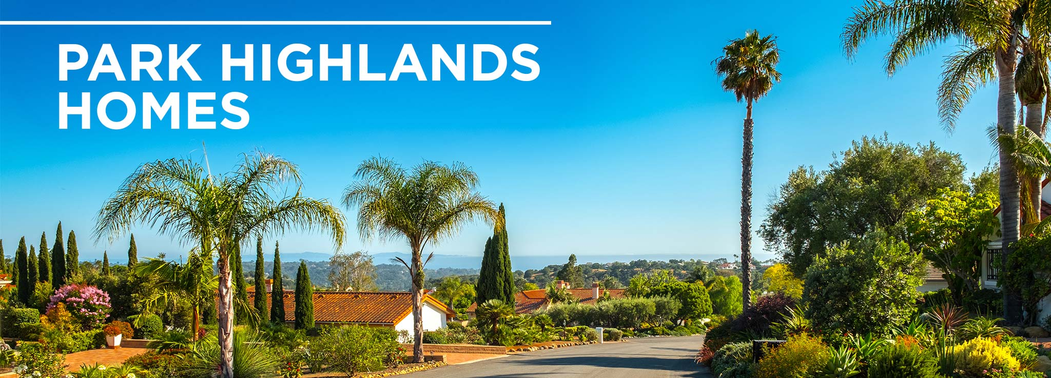 Homes for sale in the Park Highlands