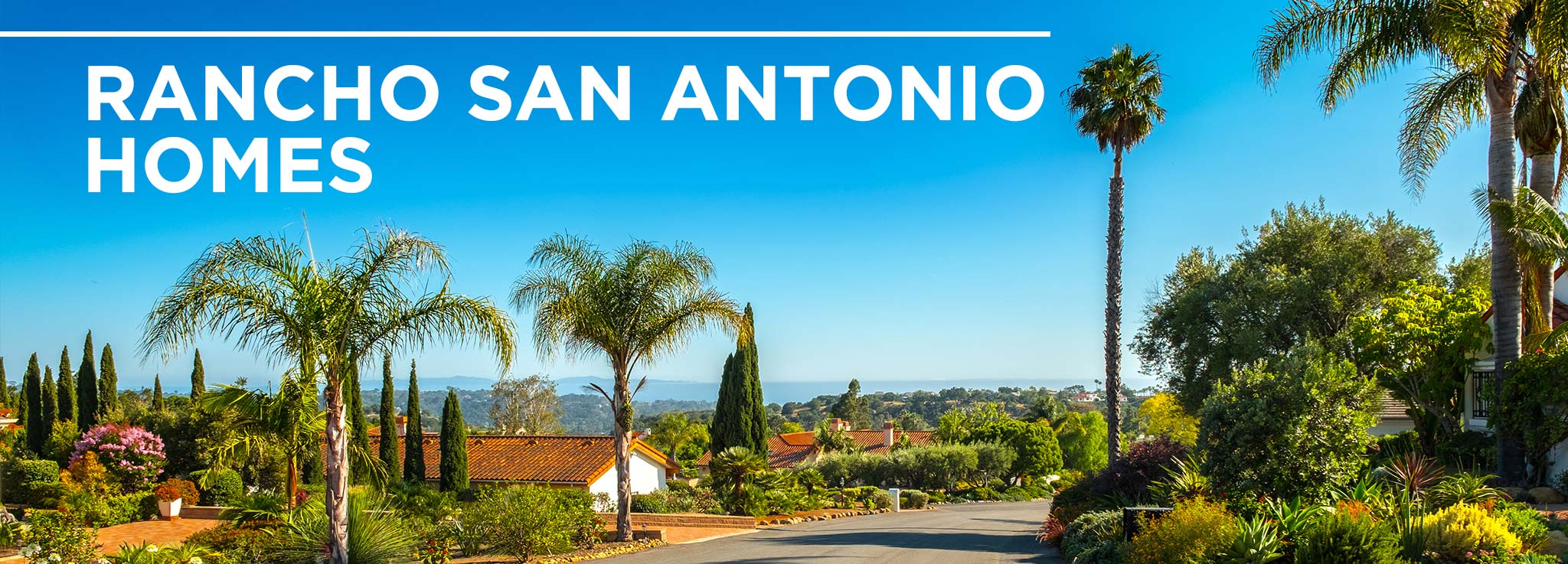 Homes for sale in Rancho San Antonio