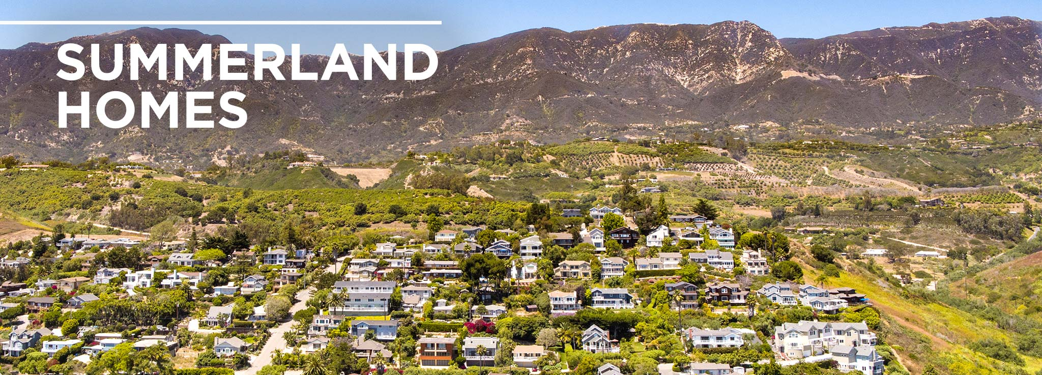 homes for sale in Summerland