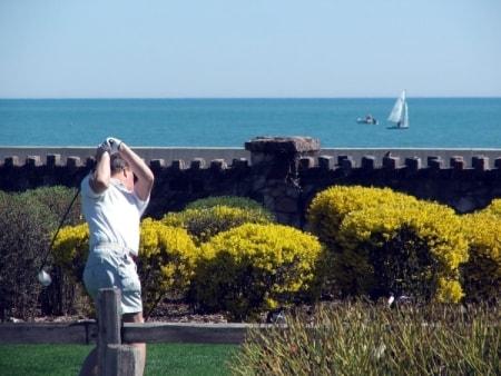 golf course communities Chicago suburbs