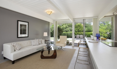 Eichler home for sale at 19 Anchorage Ct in Terra Linda / San Rafael California.