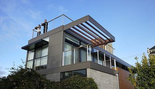 modern prefab home bay area real estate