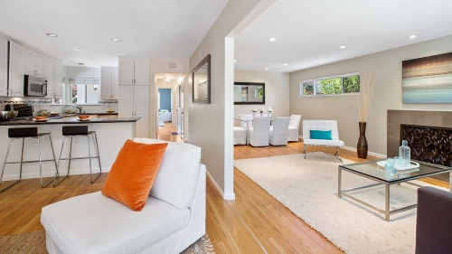 658 Tarragon, San Rafael.  Offered fo sale at $850,000 by Renee Adelmann of Marin Modern.