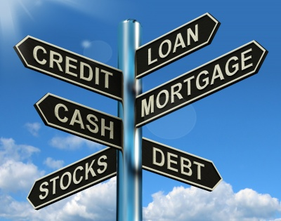 credit-loan-mortgage-signpost-showing-borrowing-finance-and-debt_zykddfvd_400