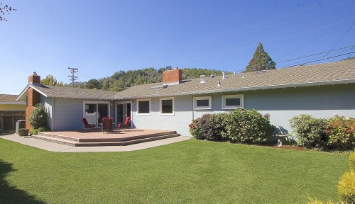 glenwood home for sale by Carla Chapman of Marin Modern Real Estate.