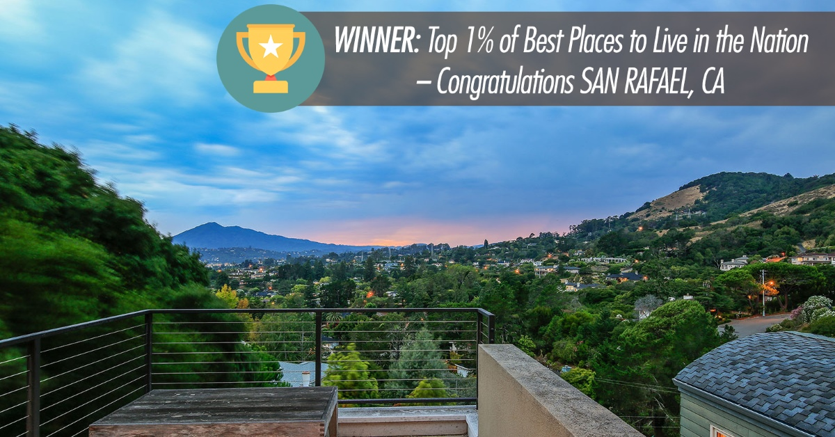 San Rafael Best Place to Live Marin Modern