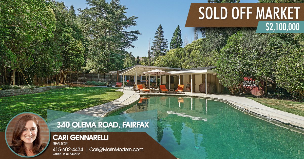 340 Olema Road - sold off market