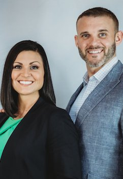 Marie and Brandon Hodges - St. Petersburg Realtors