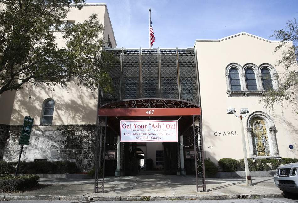 Downtown St. Pete church sells parking lot