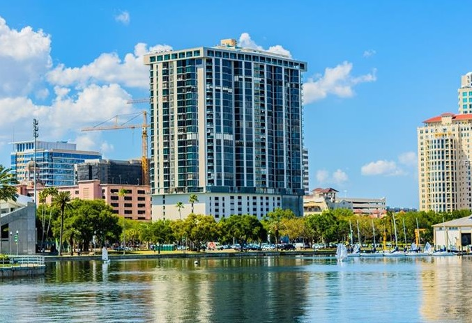 Bayfront Tower condos St. Pete