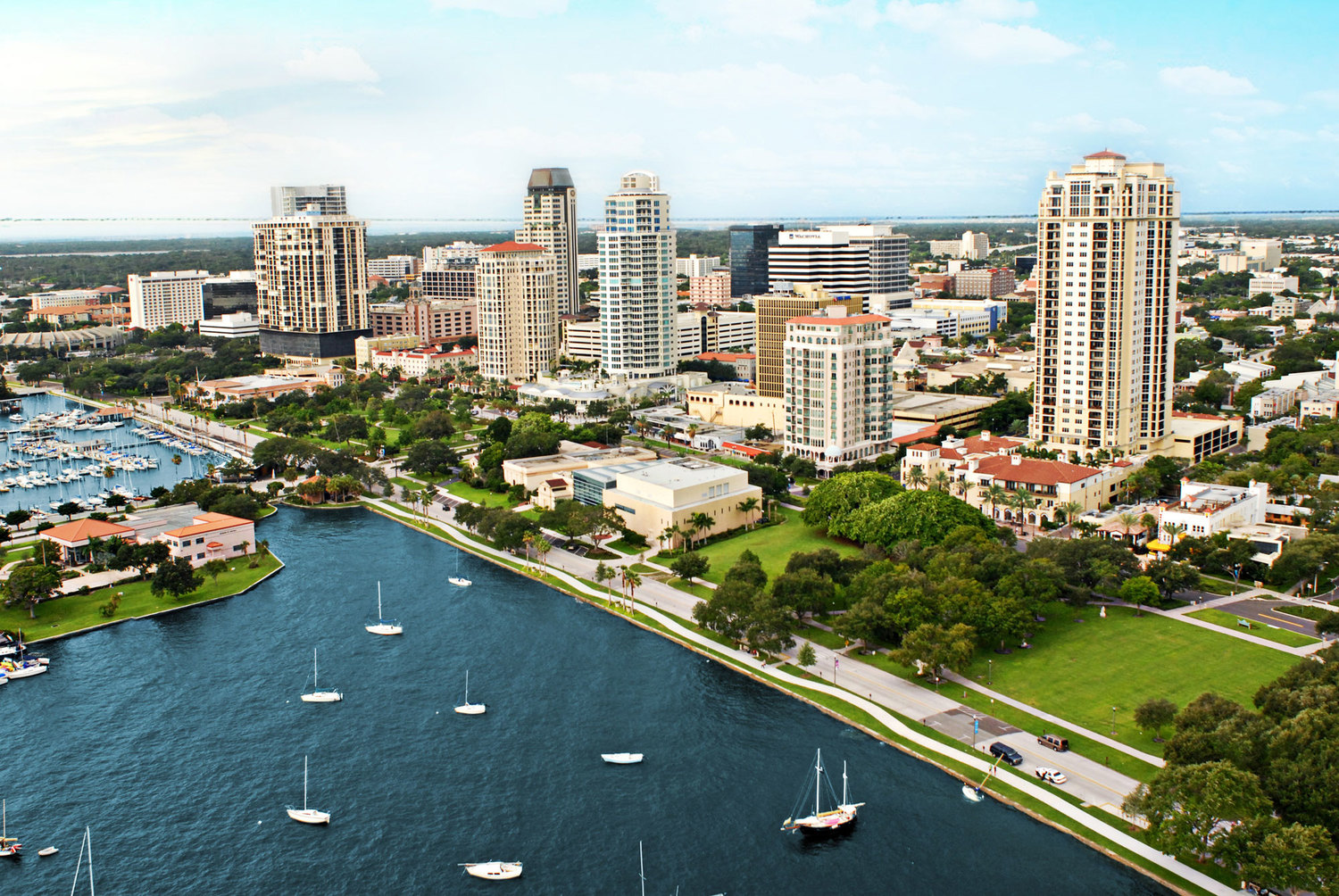 downtown st pete condos