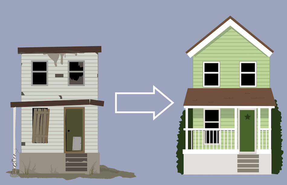 How To Sell A Fixer Upper