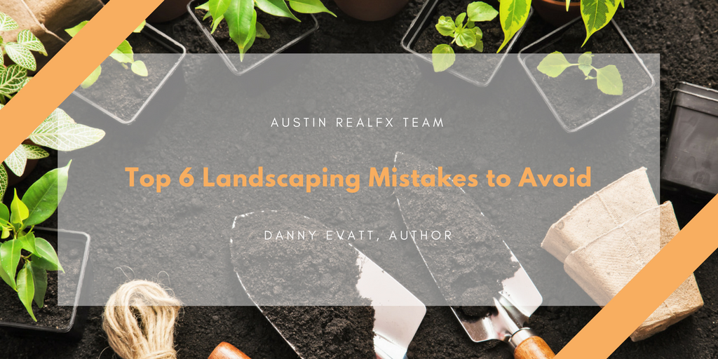 Landscaping Mistakes Some Homeowners Make