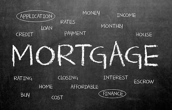 what not to do when applying for a mortgage