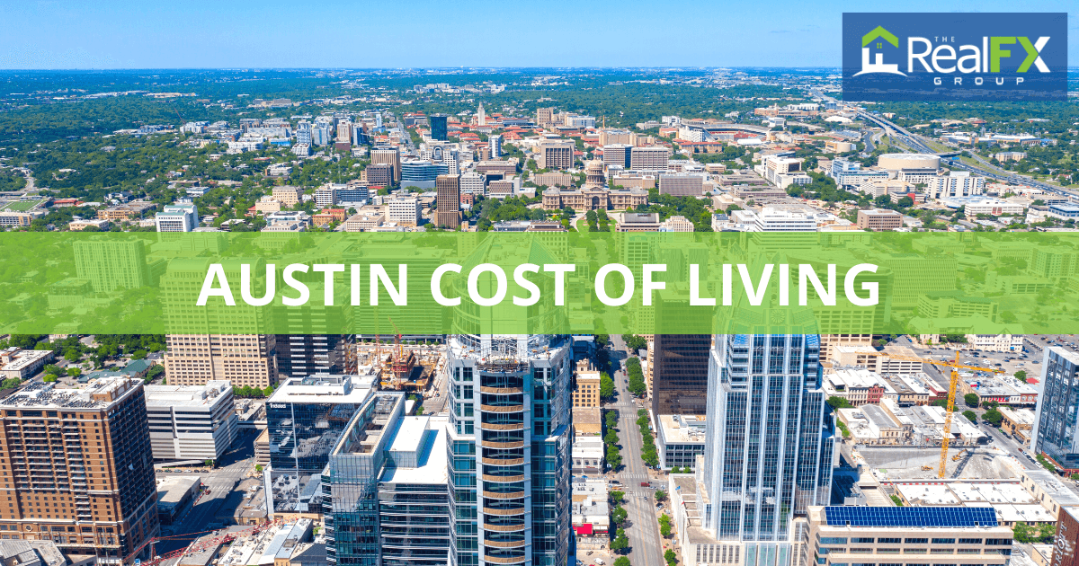 Austin Cost of Living Guide