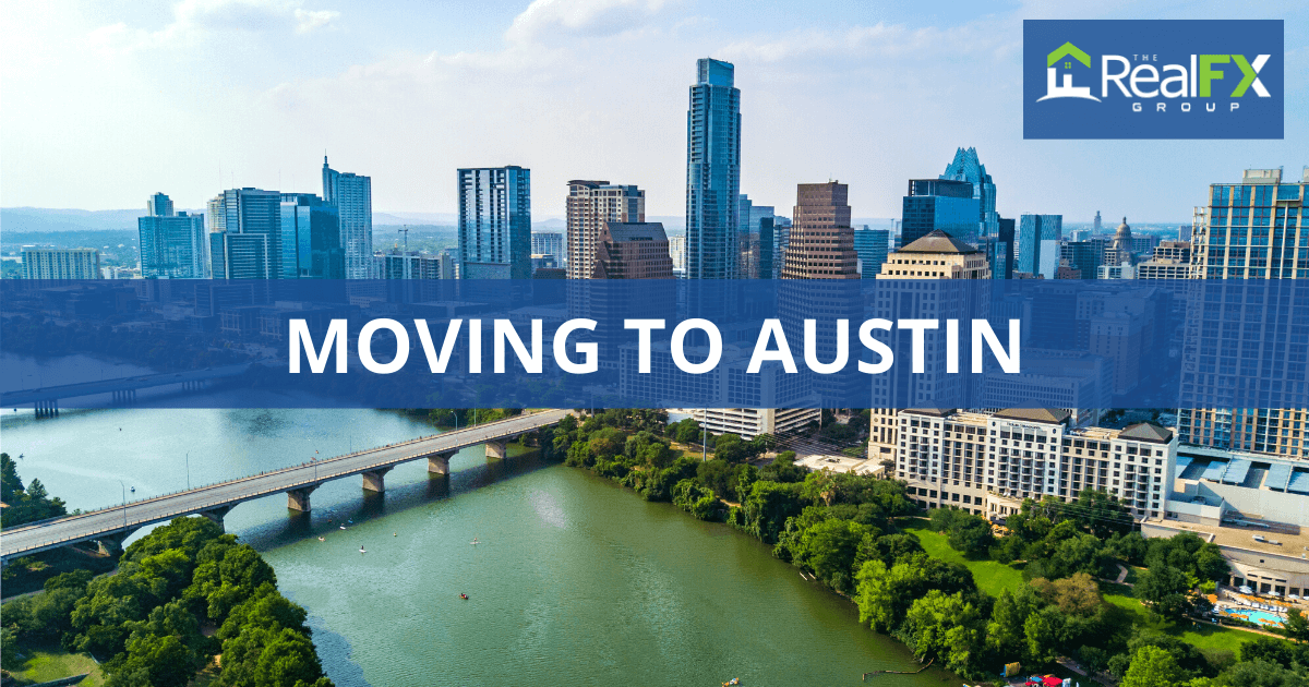 Moving to Austin, TX Living Guide
