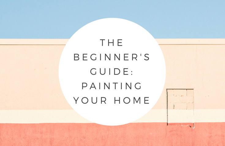 How to Paint a Home for Beginners