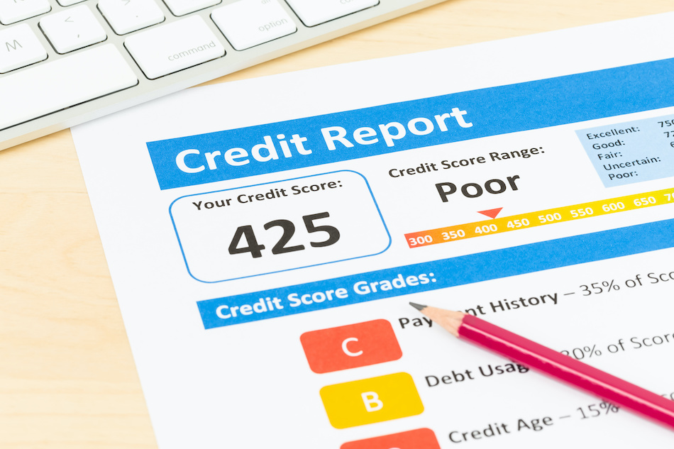 How to Fix a Bad Credit Score